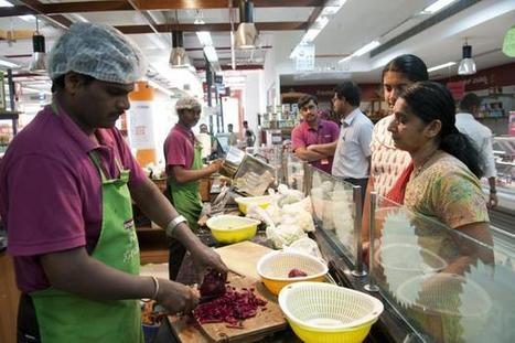 India's food services industry projected to grow to Rs4.98 trillion by 2021 | Indian Travellers | Scoop.it