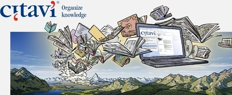 Citavi – Reference Management and Knowledge Organization | LPO | Scoop.it