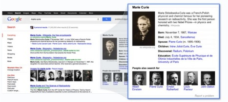 Google revamps U.S. search | Surviving Social Chaos | Scoop.it