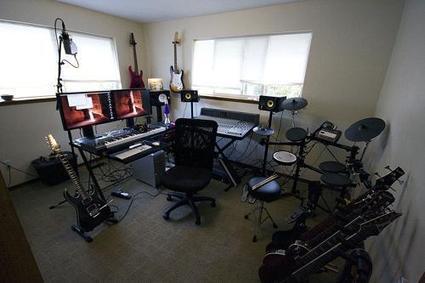 Preferring Professional Recording Studio Over Home Recording Studio   Music   Scoop.it