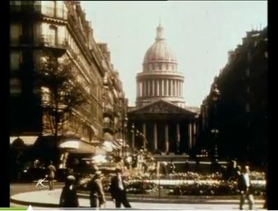 1929 - Paris filmé en couleur pour la première fois | Paris Unplugged | Scoop.it
