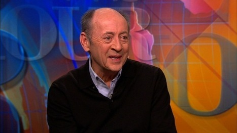 Poet Billy Collins discusses humor, authenticity and 'Aimless Love' | PBS NewsHour | Oct. 29, 2013 | Google Lit Trips: Reading About Reading | Scoop.it