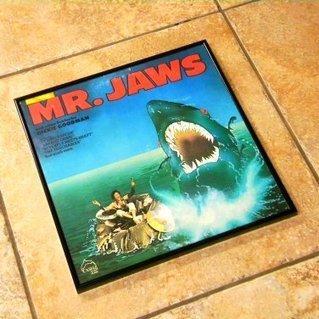 Framed Vintage Album Cover – Dickie Goodman – Mr. Jaws And Other Fables By Dickie Goodman   Album covers   Scoop.it