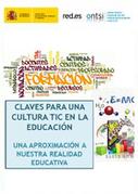 Educación y TIC: claves para una cultura TIC en la educación | ONTSI | Investigación y educación virtual | Scoop.it