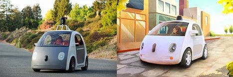 Här är Googles nya bil utan ratt och pedaler | PC för Alla | Svenska seniorer | Scoop.it
