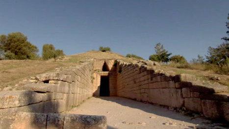 Tomb of Agamemnon Video - Achilles - HISTORY.com | De Klassieke Oudheid | Scoop.it