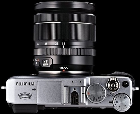 Fuji Unveils the Beautifully Retro X-E1, Could This Be the Foundation for a Digital Cinema Camera? | Filmmaking & Filmmakers | Scoop.it
