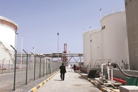 UAE port at Fujairah opens crude jetty to boost hub role@Offshore stockbrokers | Offshore Stock Broker | Scoop.it