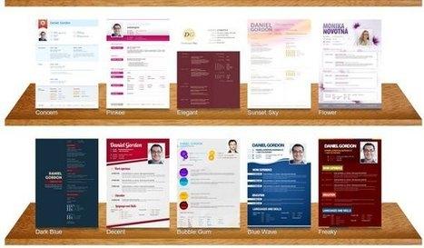 Sitios para formarse, para crear el currículum y para encontrar trabajo | E-Learning, Formación, Aprendizaje y Gestión del Conocimiento con TIC en pequeñas dosis. | Scoop.it