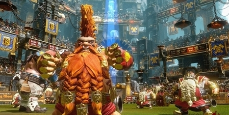 Trailer - Games Workshop dévoile un trailer pour Blood Bowl II - Syfantasy.fr | Warhammer | Scoop.it