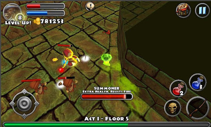 Dungeon Quest APK 1.1.2 Android | Apk Full Mod | scooped | Scoop.it