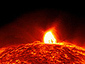 NASA: Fiery plasma rain on the surface of the sun | Science-Videos | Scoop.it