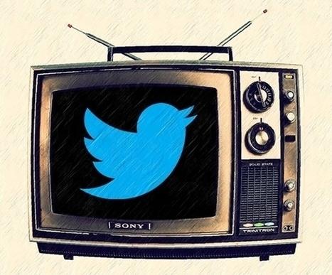 Twitter est-il l'avenir de la télévision ? | My Social TV | Scoop.it