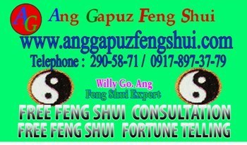 PHILIPPINE MASTER FENG SHUI EXPERT WILLY GO. ANG | PHILIPPINE FENG SHUI EXPERT MR. ANG OFFER FREE CONSULTATION | Scoop.it