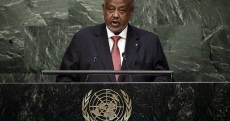 [FR] #Djibouti's ever closer ties with China and #Ethiopia #Horn2025 JeuneAfrique 30/11/16 | Horn Ethiopia Economy Business | Scoop.it