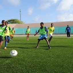 FIFA celebrates first International Day of Sport for Development and Peace - Fifa.com | My English page Bart van den Berk | Scoop.it