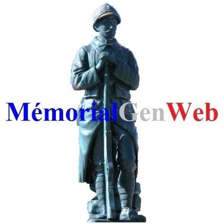 MémorialGenWeb Portail MémorialGenweb | CGMA Généalogie | Scoop.it