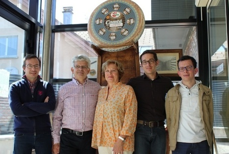Chez le fromager Badoz, plongée au coeur des ateliers de fabrication du mont d'or   thevoiceofcheese   Scoop.it