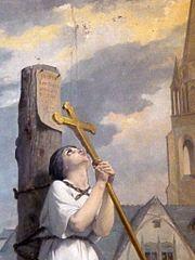 Jeanne d'Arc n'avait pas la peau lisse !   Brèves de scoop   Scoop.it