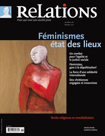 « En fait, les femmes ont inventé la révolution pacifique permanente. C'est peut-être ça, la vraie révolution. » - Hélène Pedneault   Féminisme !   Scoop.it