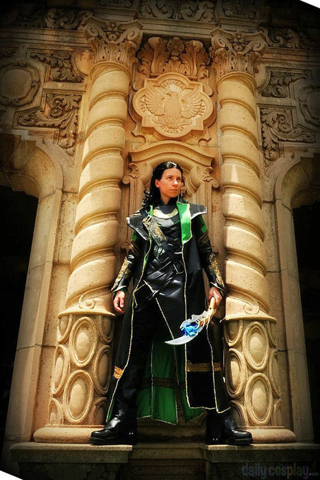 Loki from The Avengers - Daily Cosplay .com | Cosplay News | Scoop.it