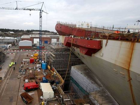 Scottish independence: Dockyards to carry on building warships even if there is a Yes vote | Referendum 2014 | Scoop.it