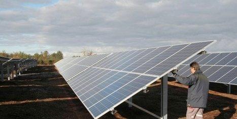 """Photovoltaïque: bientôt le """"plus grand parc d'Europe"""" aux portes de Bordeaux   Energies Renouvelables scooped by Bordeaux Consultants International   Scoop.it"""