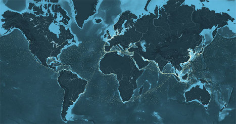 An Interactive Map of Every Cargo Ship in the World in 2012 | IELTS, ESP, EAP and CALL | Scoop.it