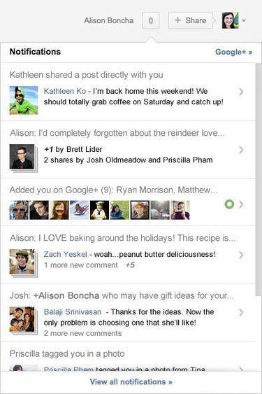 Google Plus : Dernières nouveautés du réseau social avant 2012 ... | googleplus | Scoop.it