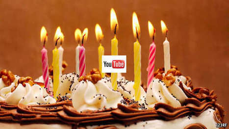YouTube's birthday: make a wish | Technoculture | Scoop.it