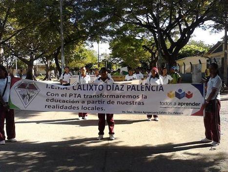 Ministra de Educación se suma a caminata en Magangué - El Universal - Colombia | Valor de la Educacion | Scoop.it