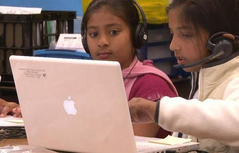 In the Classroom: Live Oak Elementary School Students Produce Audio Podcasts | Edspace | Into the Driver's Seat | Scoop.it