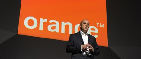 Le PDG d'Orange explique les raisons de renforcement de sa ... - Al Huffington Post   Orange bleue   Scoop.it