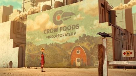 The Scarecrow | Transmedia storytelling – I>K | Digital Cinema - Transmedia | Scoop.it
