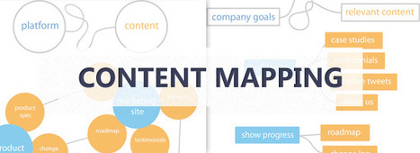 How to Create Content Maps for Planning Your Website's Content | Irresistible Content | Scoop.it
