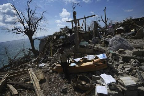 COP 22 : «Il y a un cercle vicieux entre pauvreté et vulnérabilité aux catastrophes naturelles» | Histoire et géographie-TICE-Lycée professionnel. | Scoop.it