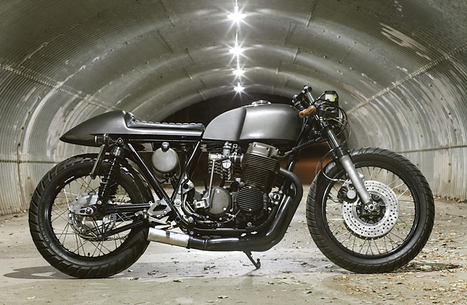'70 Honda CB750 | Cafe Racers | Scoop.it