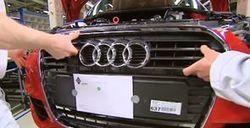 Des moteurs à la peinture, les coulisses de la production de l'Audi A1 | Automotive Maintenance | Scoop.it