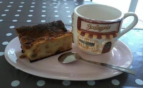 Gateau de pain rassis aux raisins,pudding maison au four | Ma boite à pêche | Scoop.it