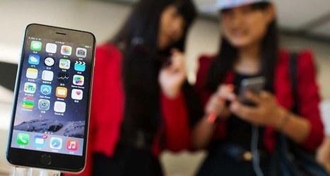 Apple vend plus d'iPhone en Chine qu'aux Etats-Unis | (E)-BUSINESS : carnet de route stratégique des marques et entreprises | Scoop.it