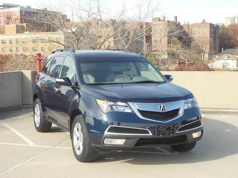 Used 2011 Acura MDX AWD 4dr Tech Pkg For Sale - U9217 | White Plains NY | Serving Larchmont, Bronx, Yonkers | Automotive | Scoop.it