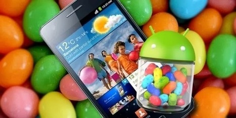 How To Update Samsung Galaxy S2 To Jelly Bean 4.2 - Techno Worldz   Technology   Scoop.it