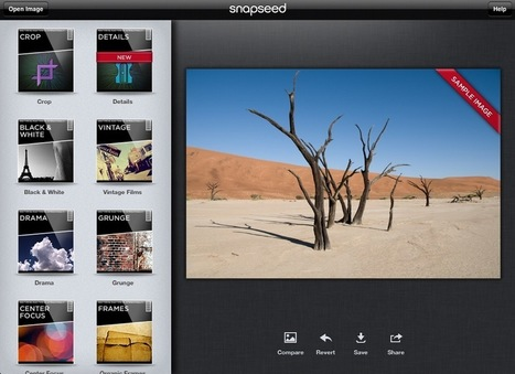 Top Five Apps for Travel Photography | LandLopers | Photography tips and tools | Scoop.it