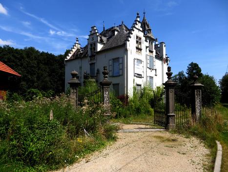 Boterlaerhof   Abandoned Houses   Scoop.it