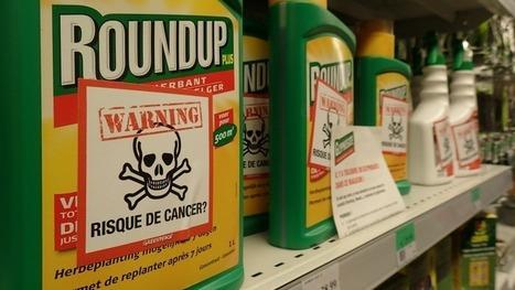 Glyphosate : les caprices de la Commission menacent les Européens | Questions de développement ... | Scoop.it