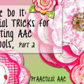 How We Do It: Essential TRICKs for Supporting AAC in Schools, Part 2 | AAC | Scoop.it