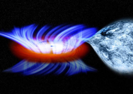 Monitoring a Waking Black Hole | Amazing Science | Scoop.it