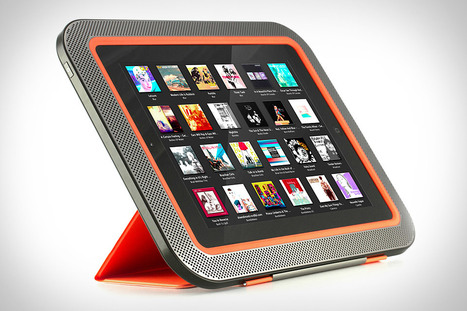 ORA iPad Speaker System | Technology and Gadgets | Scoop.it