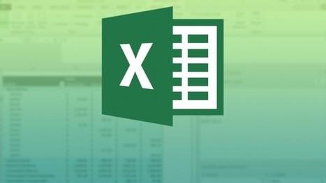10 fórmulas de Excel que todo el mundo debe conocer | Trucos. | TIC en infantil, primaria , secundaria y bachillerato | Scoop.it