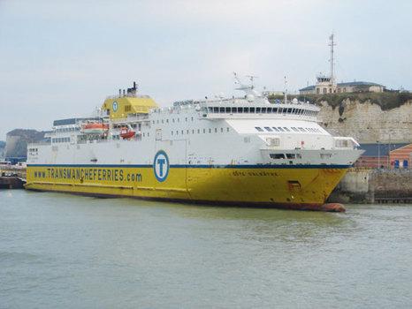Fin des travaux de modernisation au port de Dieppe | Sites Logistiques | Scoop.it